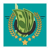 The Money Cog Premium Logo