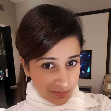 Photo of The Money Cog Team member Saima Naveed
